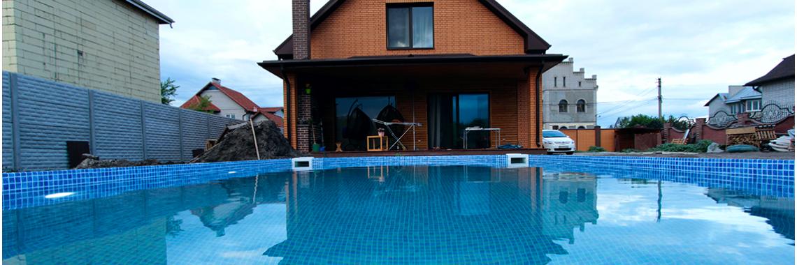 Уютный бассейн