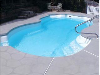 Какие виды композитных бассейнов бывают